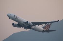 turt@かめちゃんさんが、香港国際空港で撮影したフィジー・エアウェイズ A330-243の航空フォト(写真)