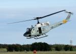 じーく。さんが、入間飛行場で撮影したアメリカ空軍 UH-1N Twin Hueyの航空フォト(写真)
