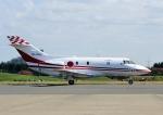 じーく。さんが、入間飛行場で撮影した航空自衛隊 U-125 (BAe-125-800FI)の航空フォト(飛行機 写真・画像)