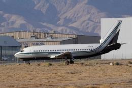 ZONOさんが、モハーヴェ空港で撮影したスカイ・キング 737-291/Advの航空フォト(飛行機 写真・画像)