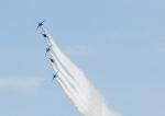 じーく。さんが、入間飛行場で撮影した航空自衛隊 T-4の航空フォト(写真)