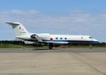 じーく。さんが、入間飛行場で撮影した航空自衛隊 U-4 Gulfstream IV (G-IV-MPA)の航空フォト(飛行機 写真・画像)