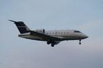 kanadeさんが、チューリッヒ空港で撮影したノマド・アヴィエーション CL-600-2B16 Challenger 604の航空フォト(写真)
