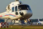 パンダさんが、成田国際空港で撮影した静岡エアコミュータ AS355N Ecureuil 2の航空フォト(写真)