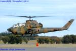Chofu Spotter Ariaさんが、入間飛行場で撮影した陸上自衛隊 AH-1Sの航空フォト(飛行機 写真・画像)
