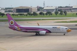 航空フォト:HS-DBM ノックエア 737-800