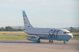 imafukuさんが、ハバロフスク・ノーヴイ空港で撮影したサハリン航空 737-232/Advの航空フォト(飛行機 写真・画像)