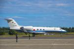パンダさんが、入間飛行場で撮影した航空自衛隊 U-4 Gulfstream IV (G-IV-MPA)の航空フォト(飛行機 写真・画像)