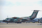 パンダさんが、入間飛行場で撮影した航空自衛隊 EC-1の航空フォト(写真)