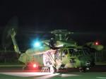 くーぺいさんが、喜界空港で撮影した陸上自衛隊 UH-60JAの航空フォト(写真)