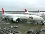 スカイマンタさんが、成田国際空港で撮影した日本航空 777-346/ERの航空フォト(写真)