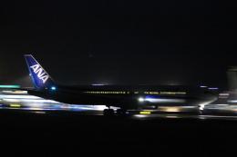 スターアライアンスKMJ まいやんさんが、熊本空港で撮影した全日空 767-381/ERの航空フォト(飛行機 写真・画像)