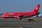 larchさんが、新千歳空港で撮影したオーロラ 737-2J8/Advの航空フォト(写真)