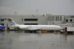 ktaroさんが、マイアミ国際空港で撮影したアメリカ司法省  MD-83 (DC-9-83)の航空フォト(写真)