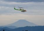 mojioさんが、静岡空港で撮影した群馬県防災航空隊 412EPの航空フォト(飛行機 写真・画像)