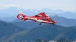 mojioさんが、静岡空港で撮影した千葉市消防航空隊 AS365N3 Dauphin 2の航空フォト(飛行機 写真・画像)