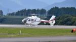 mojioさんが、静岡空港で撮影したユーロヘリ EC135T2の航空フォト(飛行機 写真・画像)