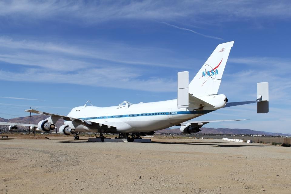 ZONOさんのアメリカ航空宇宙局 Boeing 747SR (N911NA) 航空フォト