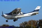 Chofu Spotter Ariaさんが、調布飛行場で撮影した共立航空撮影 T206H Turbo Stationairの航空フォト(飛行機 写真・画像)