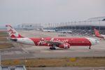 lonely-wolfさんが、関西国際空港で撮影したエアアジア・エックス A330-343Xの航空フォト(写真)