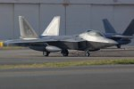 Valentinoさんが、横田基地で撮影したアメリカ空軍 F-22A-30-LM Raptorの航空フォト(写真)