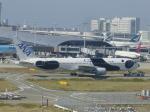 わたくんさんが、関西国際空港で撮影した全日空 767-381/ERの航空フォト(写真)