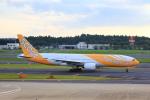 T.Sazenさんが、成田国際空港で撮影したスクート (〜2017) 777-212/ERの航空フォト(飛行機 写真・画像)
