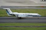 アイスコーヒーさんが、羽田空港で撮影した海上保安庁 G-V Gulfstream Vの航空フォト(飛行機 写真・画像)