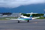 zero1epさんが、松本空港で撮影した日本個人所有 PA-28RT-201T Turbo Arrow IVの航空フォト(飛行機 写真・画像)