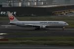 アイスコーヒーさんが、羽田空港で撮影した日本航空 767-346/ERの航空フォト(飛行機 写真・画像)