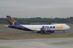ANA744Foreverさんが、成田国際空港で撮影したアトラス航空 747-87UF/SCDの航空フォト(写真)