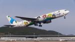 Joe0217さんが、広島空港で撮影した全日空 767-381の航空フォト(写真)