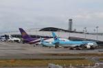 ハピネスさんが、関西国際空港で撮影した大韓航空 777-2B5/ERの航空フォト(飛行機 写真・画像)