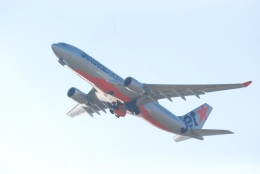 raiing727さんが、関西国際空港で撮影したジェットスター A330-202の航空フォト(飛行機 写真・画像)