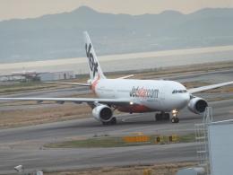 shining star ✈さんが、関西国際空港で撮影したジェットスター A330-202の航空フォト(飛行機 写真・画像)