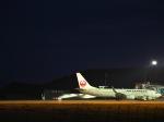 monjiro22001さんが、秋田空港で撮影したJALエクスプレス 737-846の航空フォト(写真)