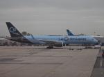 おじんさんが、パリ シャルル・ド・ゴール国際空港で撮影したラ・カンパニー 757-256の航空フォト(写真)
