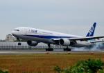 mojioさんが、伊丹空港で撮影した全日空 777-381の航空フォト(飛行機 写真・画像)