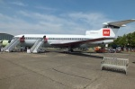 TKOさんが、ダックスフォード飛行場で撮影したブリティッシュ・ヨーロピアン・エアウェイズ Trident 2Eの航空フォト(写真)