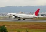 mojioさんが、伊丹空港で撮影した日本航空 767-346の航空フォト(飛行機 写真・画像)