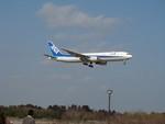 captain_uzさんが、成田国際空港で撮影した全日空 767-381/ERの航空フォト(写真)