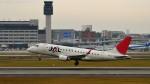 mojioさんが、伊丹空港で撮影したジェイ・エア ERJ-170-100 (ERJ-170STD)の航空フォト(飛行機 写真・画像)