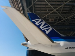 GE90777-300ERさんが、羽田空港で撮影した全日空 787-9の航空フォト(写真)