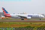Chofu Spotter Ariaさんが、成田国際空港で撮影したアメリカン航空 777-223/ERの航空フォト(飛行機 写真・画像)