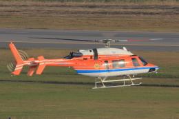 MIL26Tさんが、新潟空港で撮影した新日本ヘリコプター 427の航空フォト(飛行機 写真・画像)