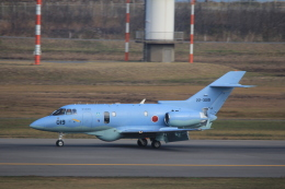 MIL26Tさんが、新潟空港で撮影した航空自衛隊 U-125A(Hawker 800)の航空フォト(飛行機 写真・画像)