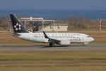 MIL26Tさんが、新潟空港で撮影したユナイテッド航空 737-724の航空フォト(写真)