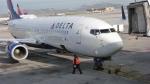 北枝 輝造さんが、ソルトレークシティ国際空港で撮影したデルタ航空 737-832の航空フォト(写真)