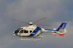MIL26Tさんが、新潟空港で撮影したオールニッポンヘリコプター EC135T2の航空フォト(写真)