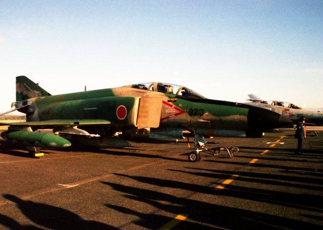 空の旅人さんが、築城基地で撮影した航空自衛隊 RF-4EJ Phantom IIの航空フォト(飛行機 写真・画像)